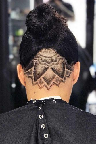 LATEST UNDERCUT FADE HAIRSTYLES FOR BOLD WOMEN TO AMAZE YOUR FRIENDS 13