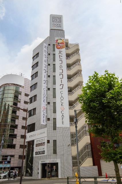 パセラのコワーク東神田店