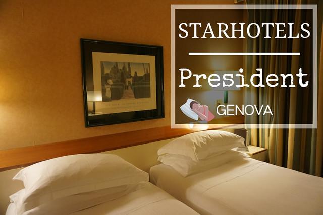 義法13日(Starhotels President Genova)