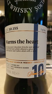 SMWS 10.155 - Warms the heart