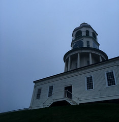 Old Town Clock. Halifax, NS. April 2018.