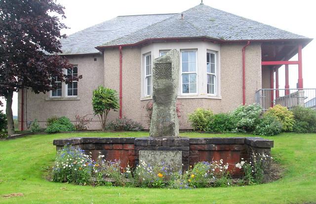 Crook of Devon War Memorial 1