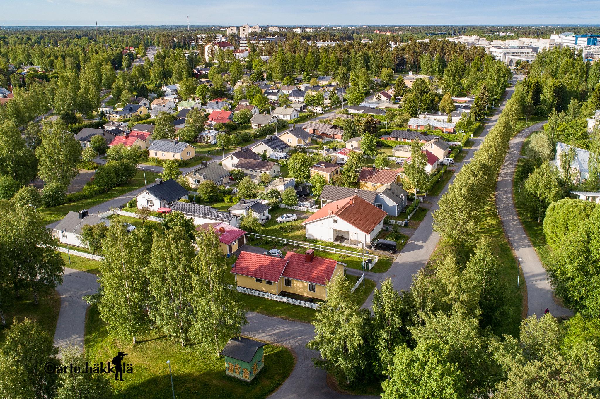 Finland Oulu Peltola