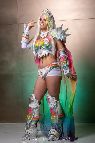 Rainbow Warrior Princess