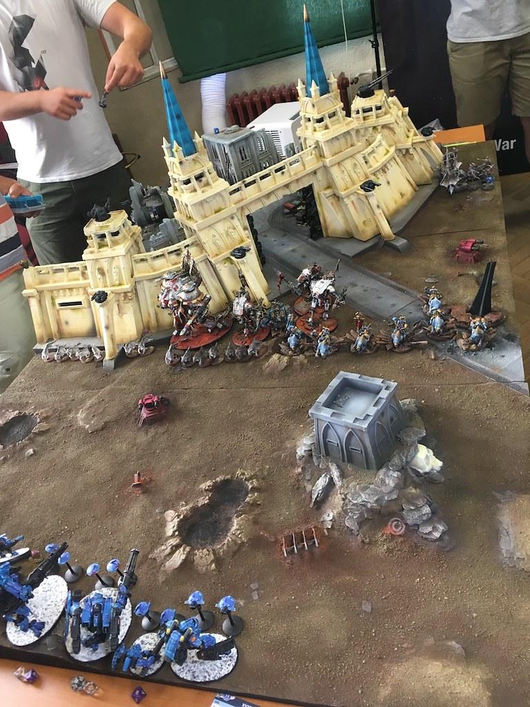 Medal of Colors Indomitus Crusade Battles-1