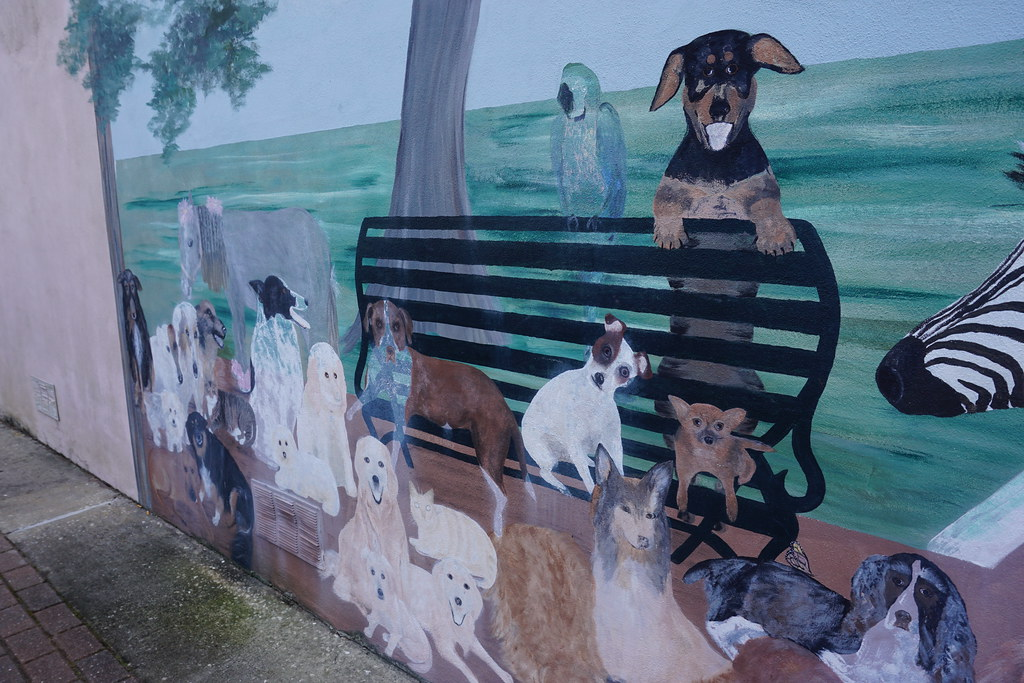 A Mural in Downtown Sebring, Florida
