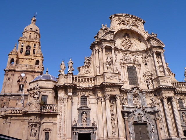 12Murcia Cathedrale