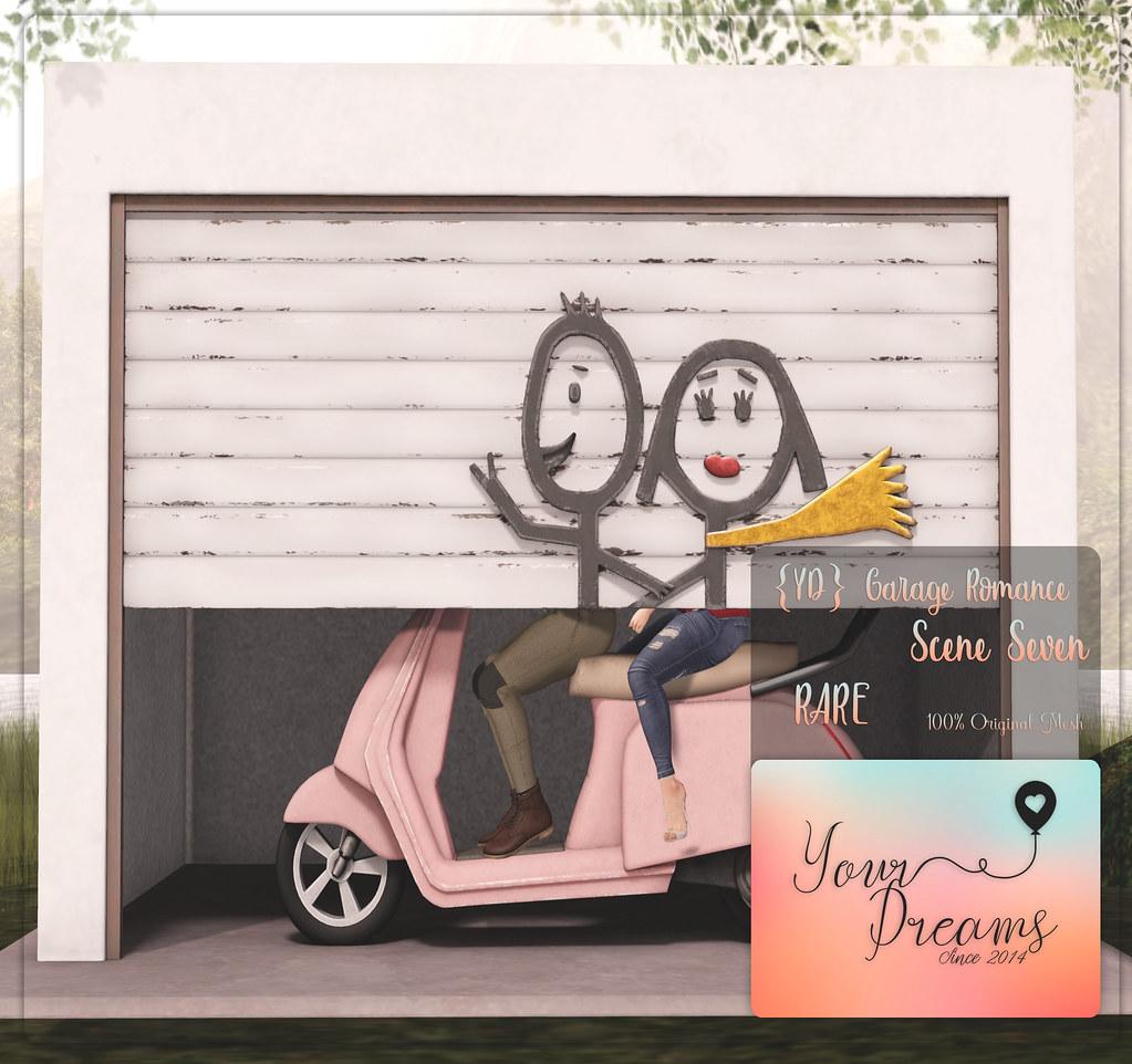 {YD} Garage Romance – Scene Seven RARE