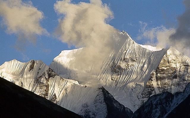 Ganchempo 6387 m