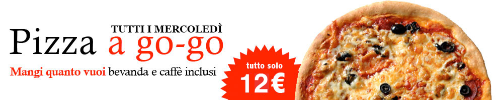 Pizza a 10 euro