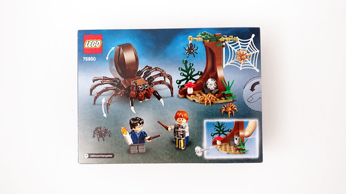 LEGO Wizarding World Harry Potter Aragog's Lair (75950)