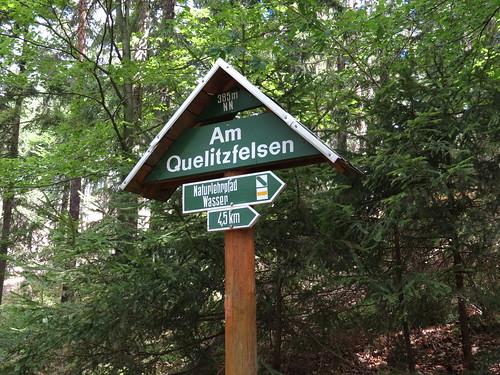 nahe Unterweissbach