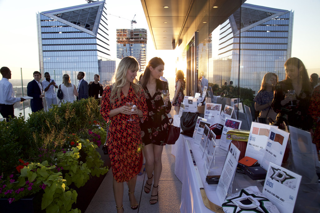 2018 Summer Social & Silent Auction