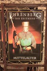 Ehrenberg Österreich 2012 - Die Zeitreise