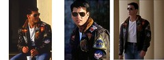 Top Gun Tom Cruise Bomber Jacket