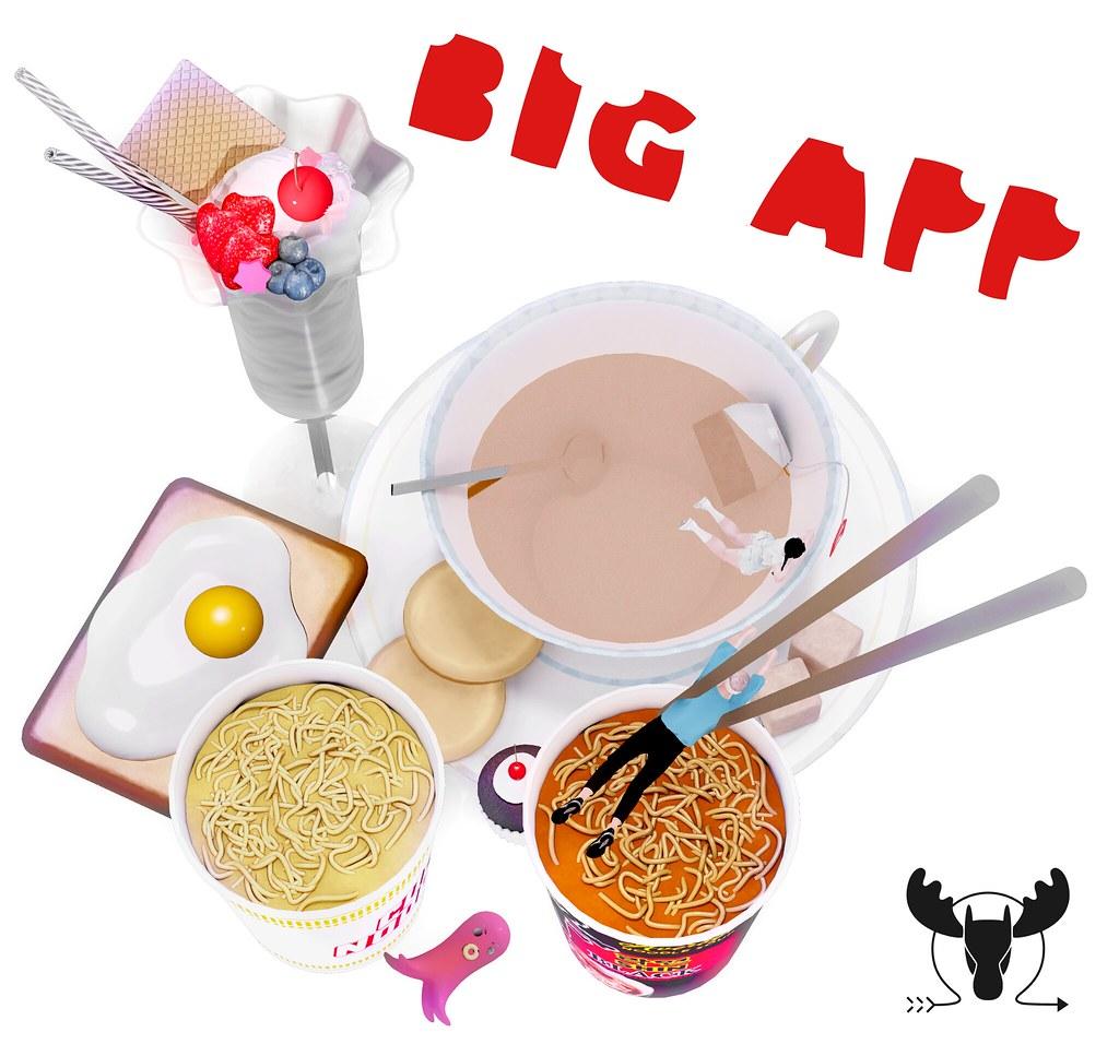 MUSU's BIG APP..etite? @ Gacha Garden! - TeleportHub.com Live!