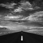 Open Road (B/W)
