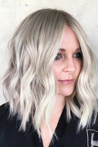 Best Medium Length Haircuts For Any Styles |Trendy Hairstyles 8
