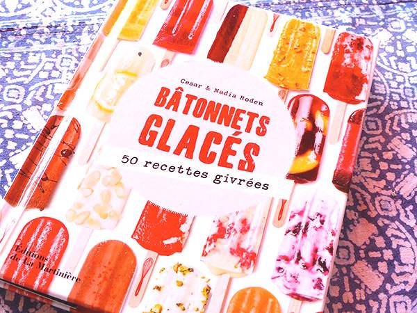 bâtonnets glacés