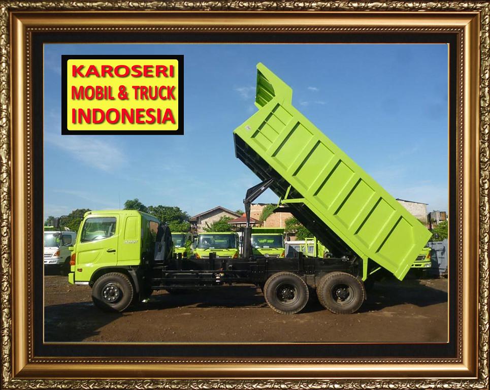 Karoseri Mobil & Truck Dump