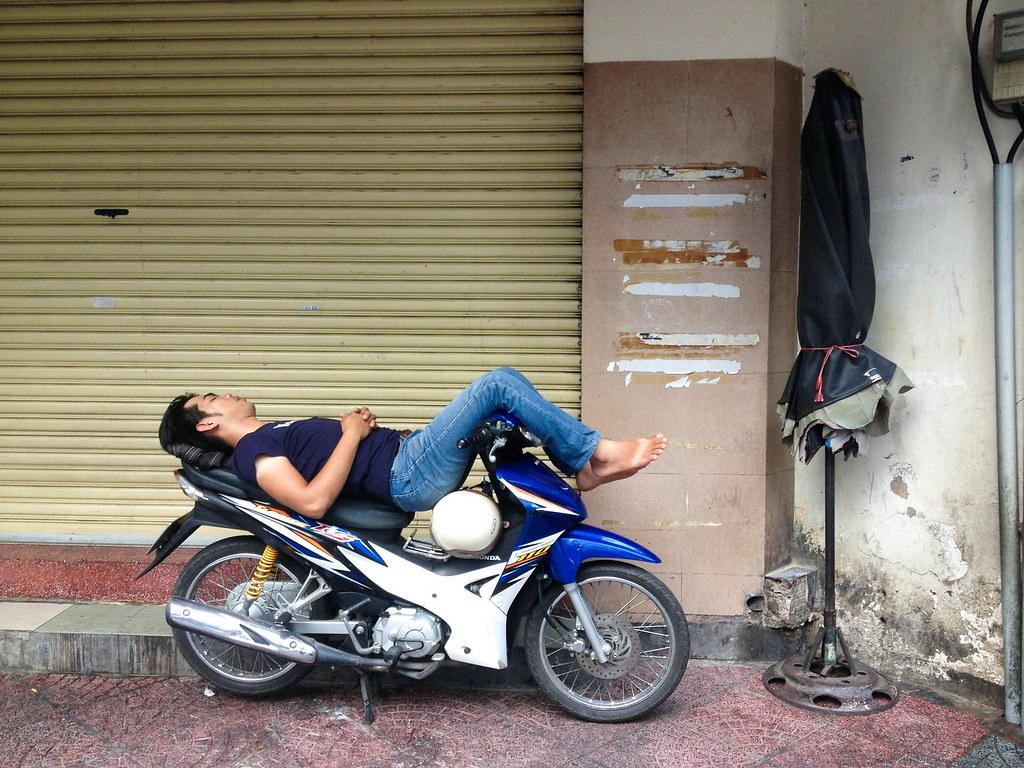 Siesta en Vietnam