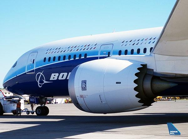 Boeing 787-8 Rolls Royce Trent 1000 (RD)