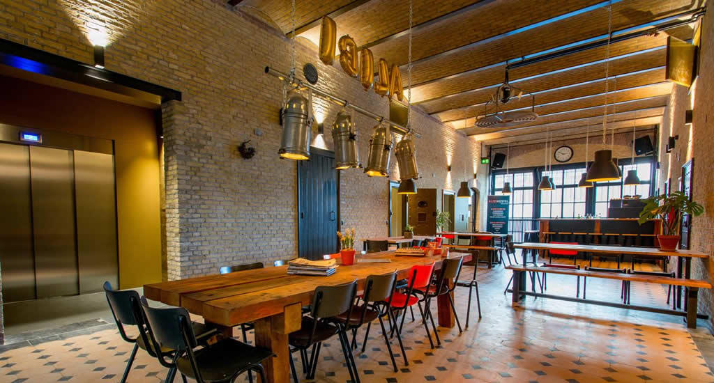 Highlight in Leeuwarden, The Netherlands. Blokhuispoort, Alibi Hostel | Your Dutch Guide