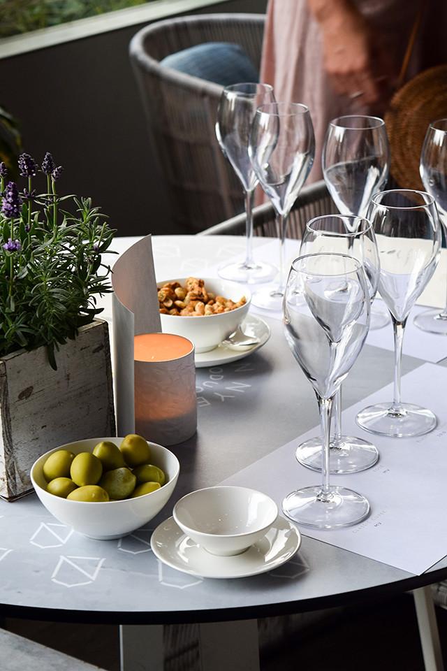 Nyetimber English Sparkling Wine at Angler, Moorgate #nyetimber #englishsparklingwine #london #wineterrace #bar