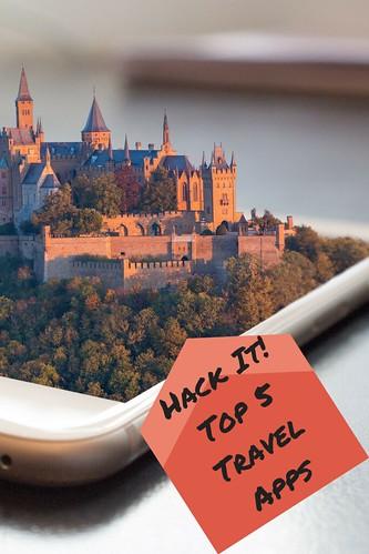 Hack It! Top 5 Travel Apps