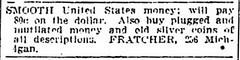 DFP Sun 2_11_1906 p. 22  Fratcher ad