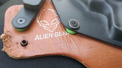 Alien Gear Cloak Tuck IWB Holster Test