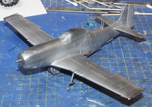 N.A. P-51D Mustang, Airfix 1/48 - Sida 4 41999723890_78c2a53046