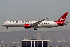 G-VAHH VIRGIN ATLANTIC 787 LAX