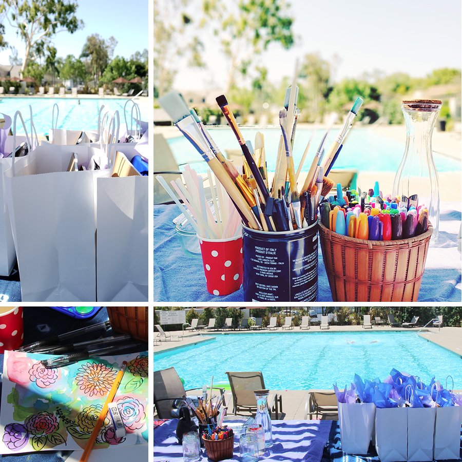 SAJ-Art-Camp-Day-5-Watercolor-Pool-Party-2