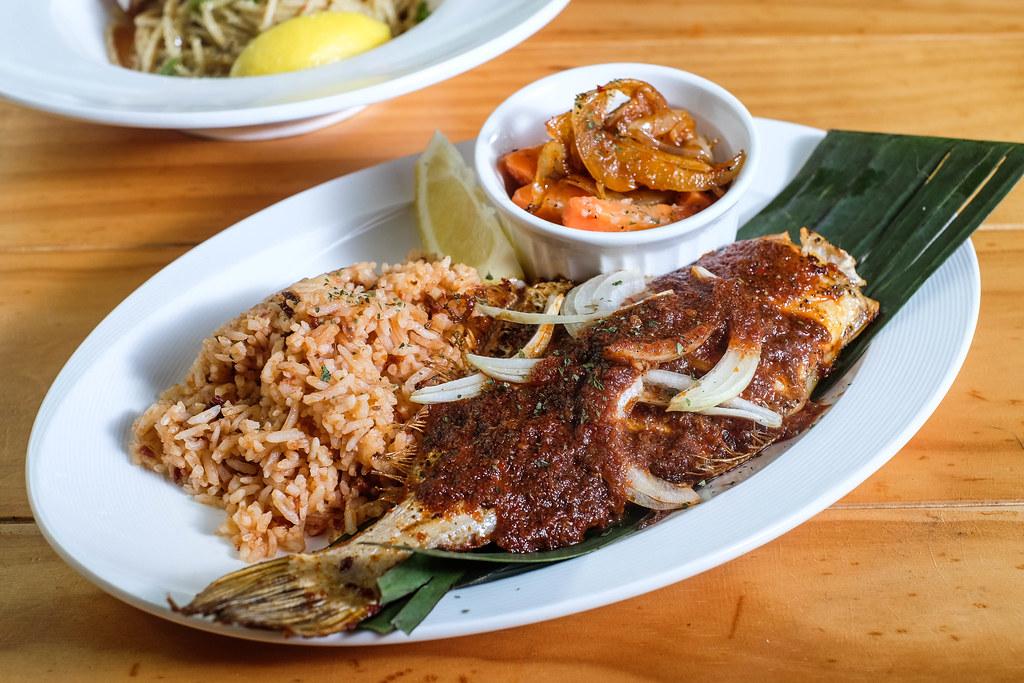 曼哈顿鱼市Hojiak Sambal鱼