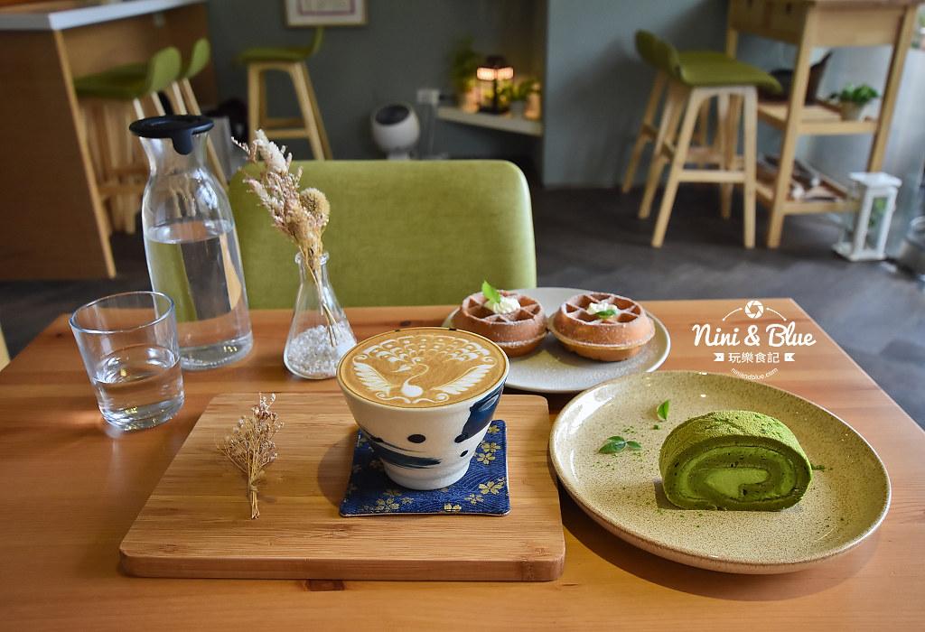 Yasumi cafe.台中南區咖啡館12
