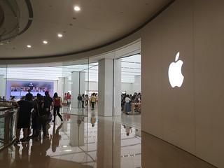 Apple 台北101
