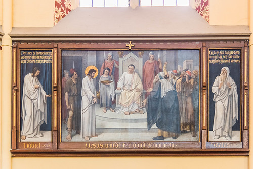 First Station of the Cross, St Pancratius, 's-Heerenberg