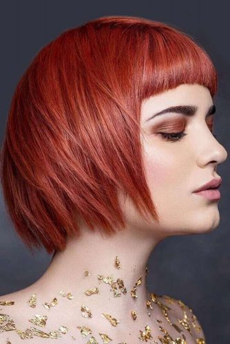 Ageless Pageboy Haircut To Modern Styles -The Latest Ideas 7