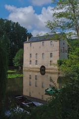 Moulin de Crucé sur Sarthe