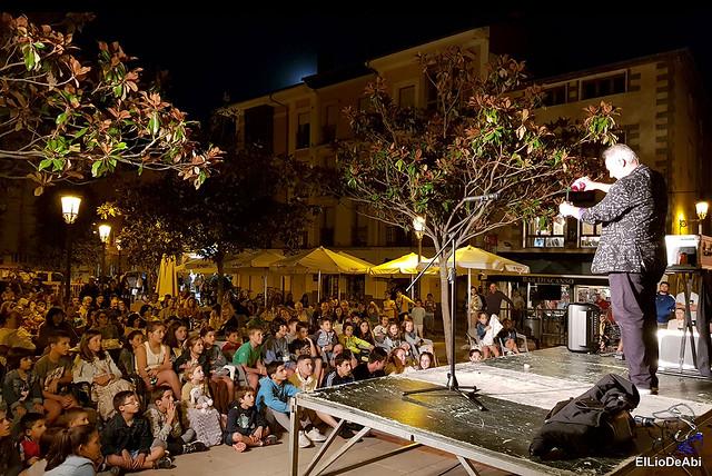 Briviesca Mágica llena las calles de Magia durante un fin de semana 18