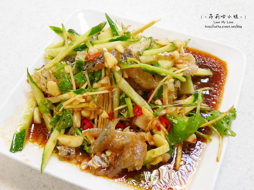 基隆吃海鮮推薦和平島漁市大街 (11)