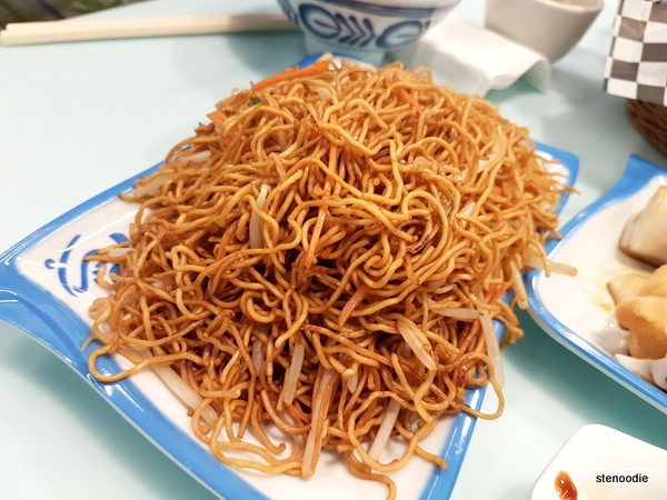 Fried Noodles with Bean Sprout