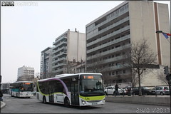 Iveco Bus Crossway LE - Transdev Valence / Citéa n°273