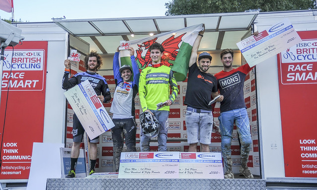 HSBC UK 2018 | British DH Series Rnd 4 Rhyd-y-Felin