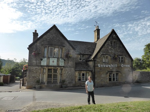 Donnington Brewery Snowshill Arms