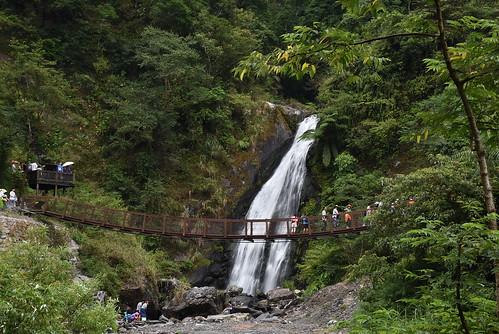新寮瀑布步道-第一層瀑布
