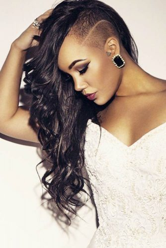 LATEST UNDERCUT FADE HAIRSTYLES FOR BOLD WOMEN TO AMAZE YOUR FRIENDS 11