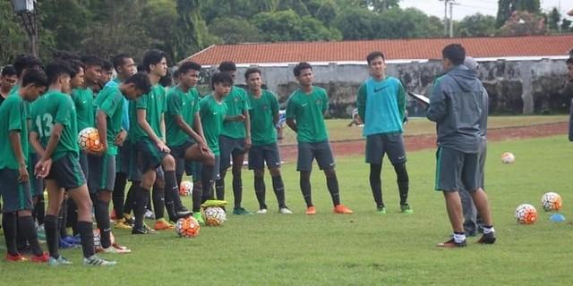 Tim Pelajar U-16 Bersiap Hadapi Gothia Cup Di China Cup China 2018
