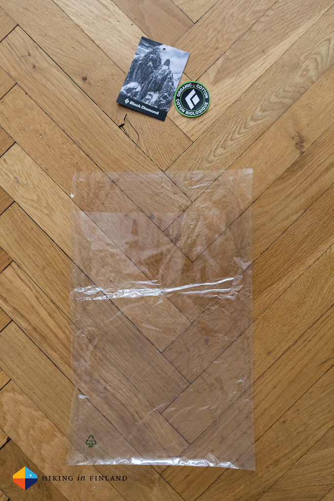Black Diamond Plastic garbage
